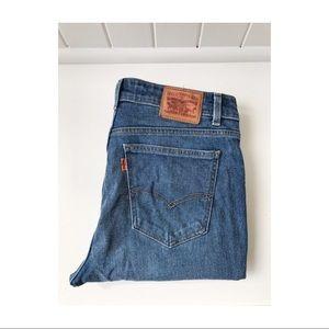Levi's 721 Vintage High-Rise Skinny Jean